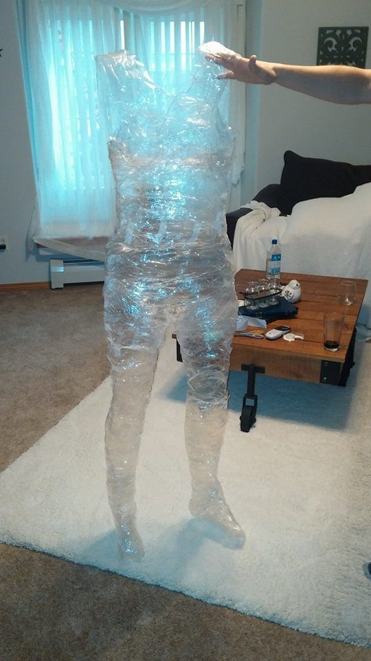 10 Packing Tape Ghost Ideas Pretty My Party