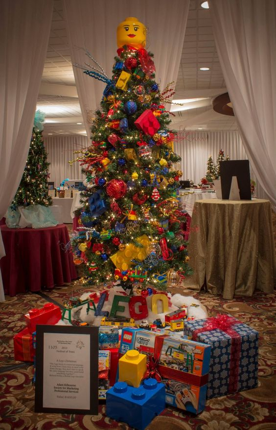 19 Most Creative Kids Christmas Trees - Pretty My Party