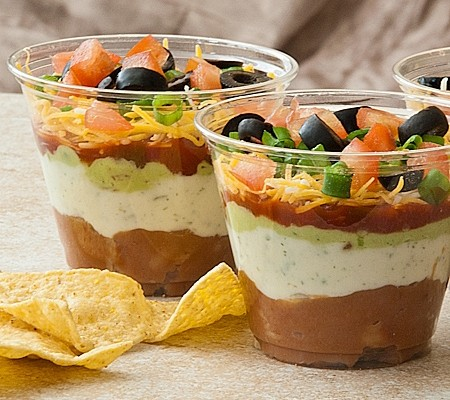 Seven Layer Taco Dip Recipe