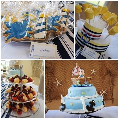 nautical diaper cake nautical baby shower sailboat by msperks