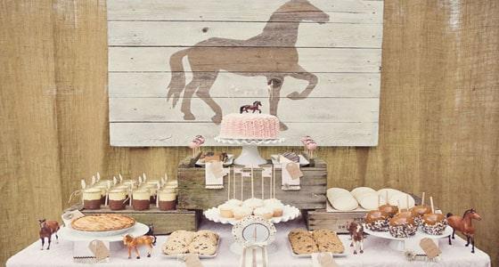 Vintage Pony Party Pretty My Party