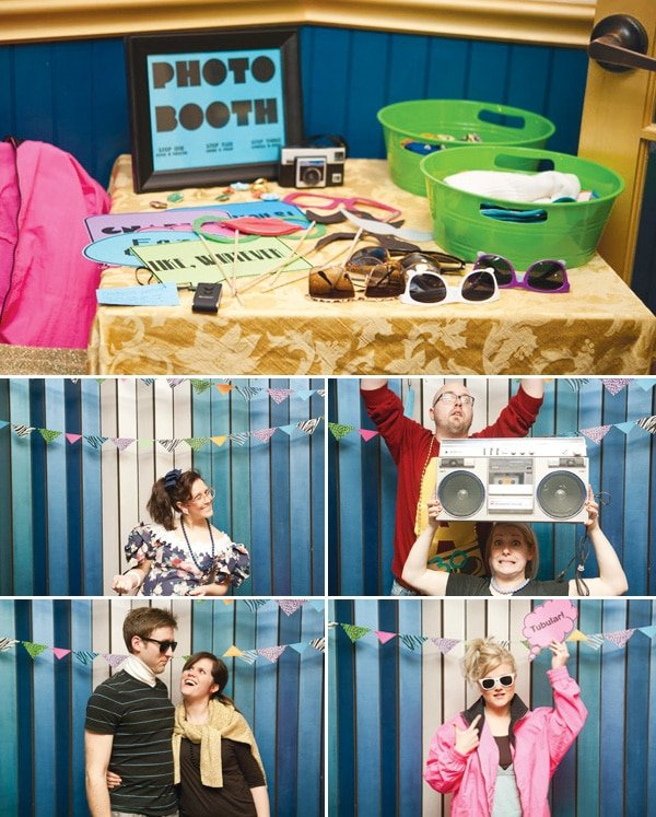 Totally 80s Themed Birthday Party | Pretty My Party