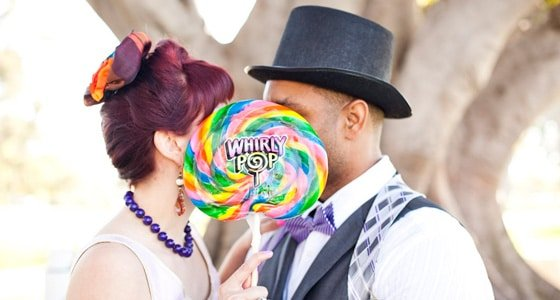 Willy Wonka Inspired Shoot