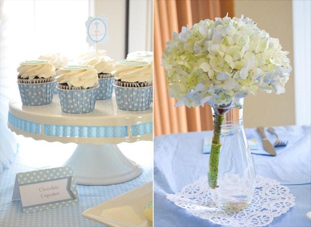 First communion table cake ideas and designs - Decoration table de communion ...