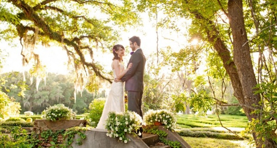Gorgeous Garden Wedding