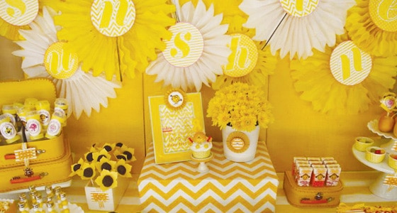 Little Miss Sunshine Party Pretty My Party