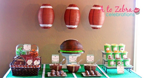 Fantasy Football Party Ideas