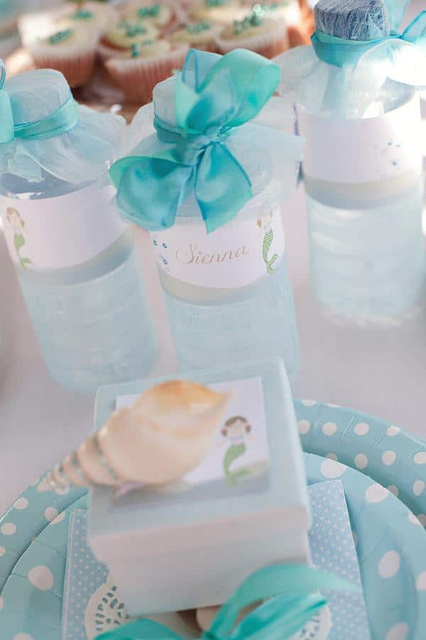 Mermaid Under the Sea Party Ideas