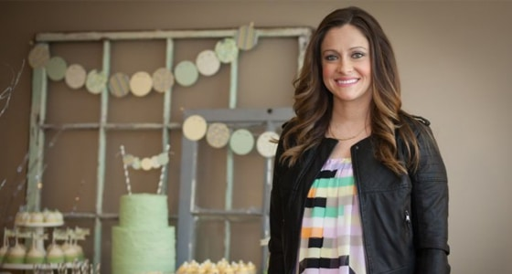 Molly Mesnick's Baby Shower