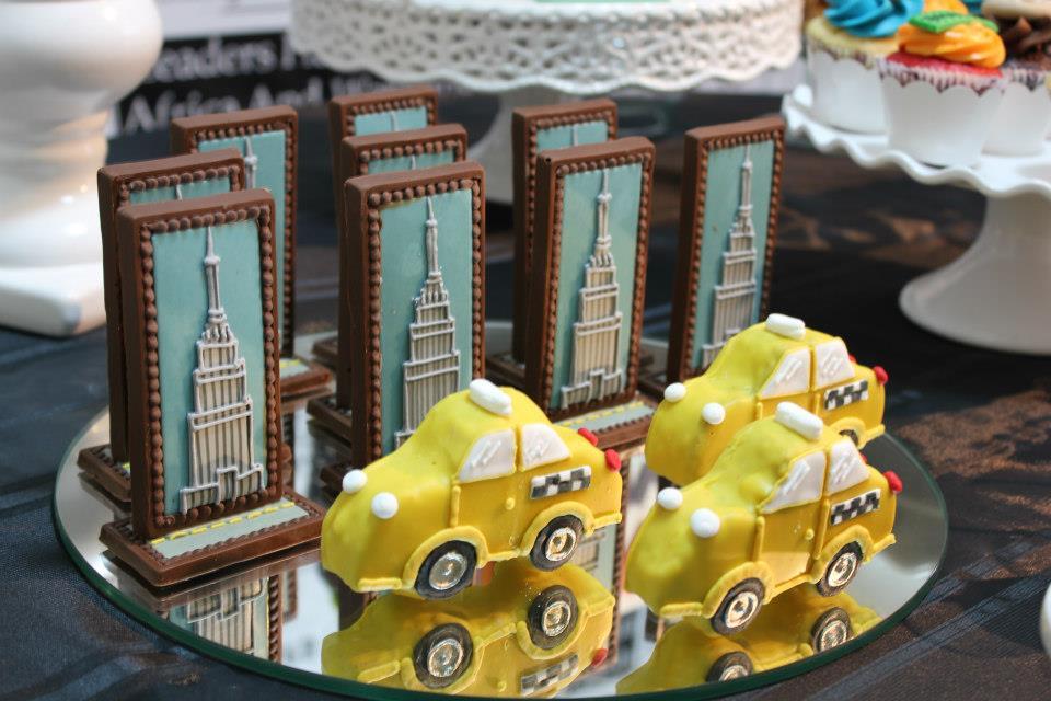 New York Themed 40th Birthday