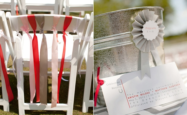 Kentucky Derby Inspired Wedding