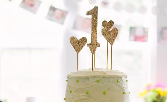 Sweet Bird Themed 1st Birthday