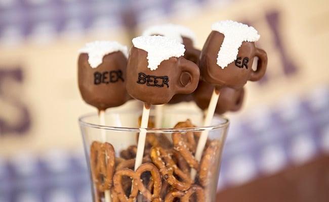 Oktoberfest Inspired Beer Bash