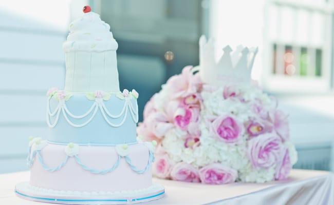 Blush and Cream 1st Birthday