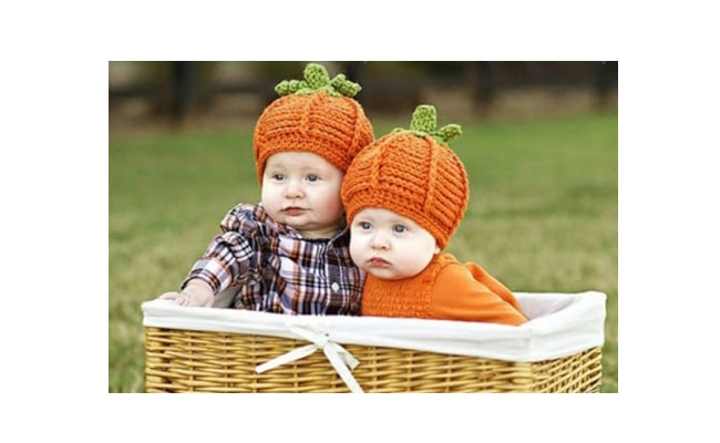 Sale: 40% Off Fall Harvest Pumpkin Hats