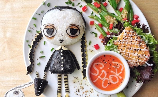 10 Fun Halloween Inspired Food For Kids Pretty My Party