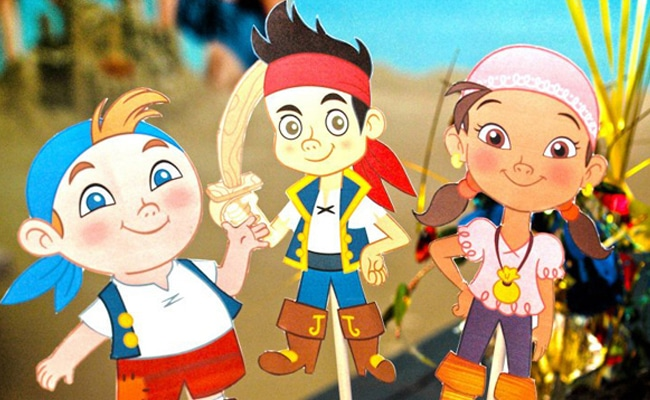 Party Feature: Jake & the Never Land Pirates Party