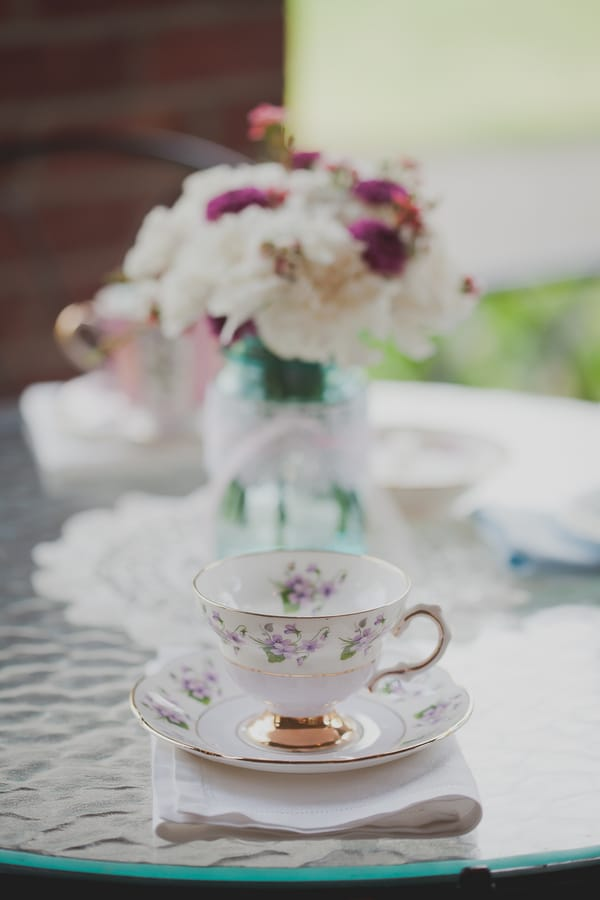 Tea Party Bridal Shower Tea Cups