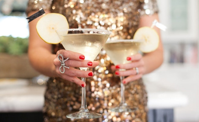 10 Fun Cocktail Ideas For Your New Year S Party Pretty
