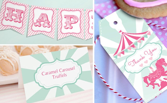 Excellent Etsy Finds: Sunshine Parties & A Giveaway!