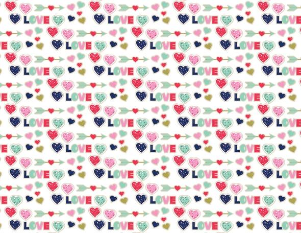 valentinebluecookiepaper