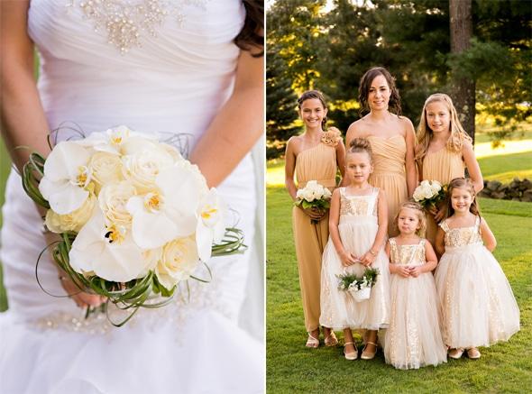 Ouro elegante e branco do casamento-grego casamento 5