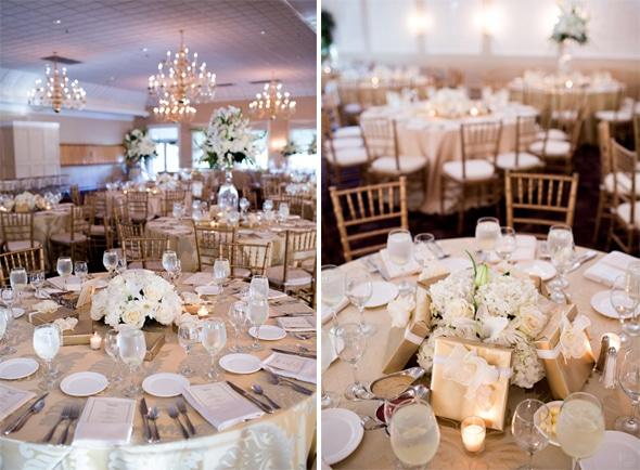 Ouro elegante e branco do casamento-grego casamento 8