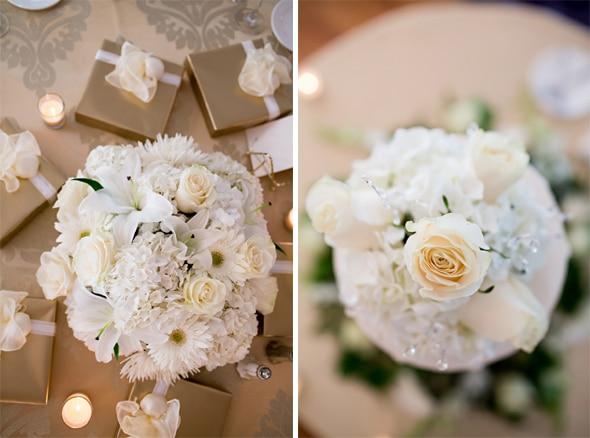 Ouro elegante e branco do casamento-grego casamento 9