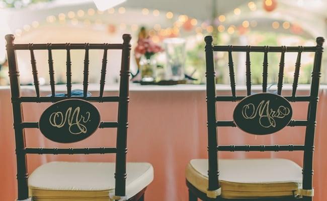 Romantic Shabby Chic Florida Wedding