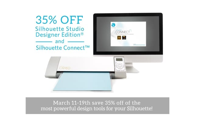 Get 35% off Silhouette Products