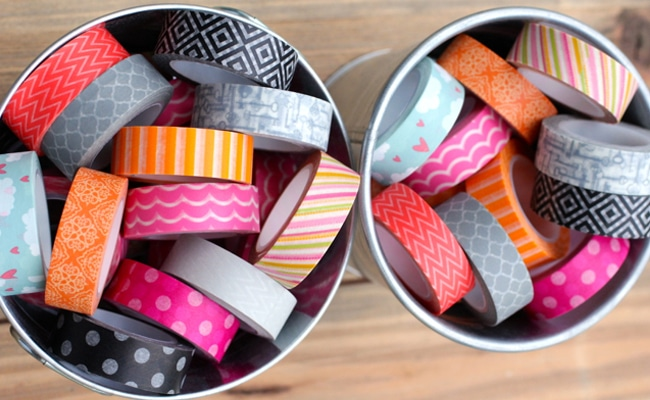 Washi Grab Bags 69% Off