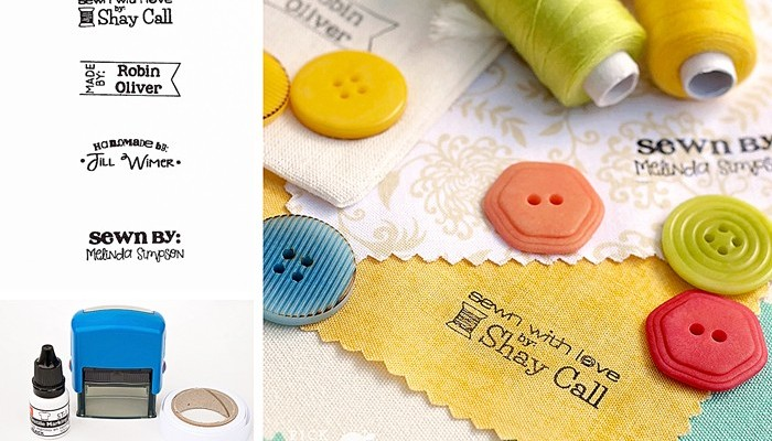 Permanent Textile Stamps 58% Off