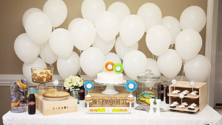 Southern Charm Birthday Celebration
