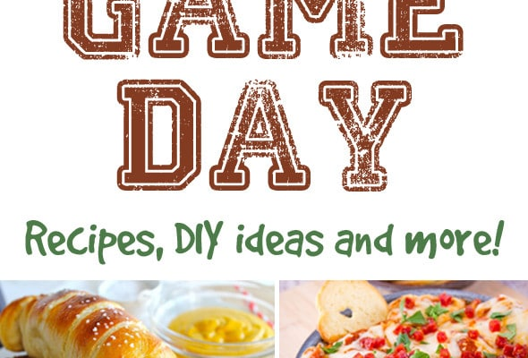 30 Game Day Ideas