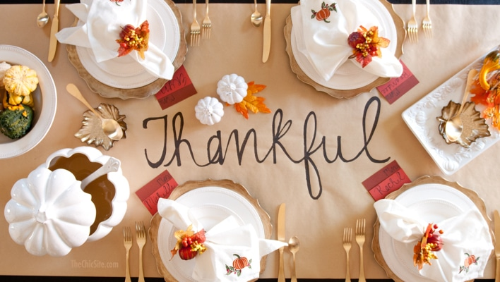 25 Free Thanksgiving Printables