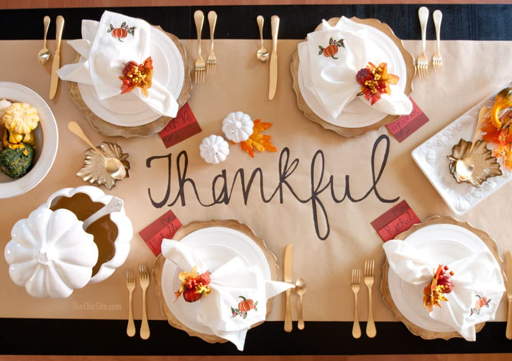 25 Free Thanksgiving Printables Pretty My Party