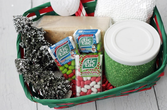 DIY Gingerbread House Kit Gift Idea