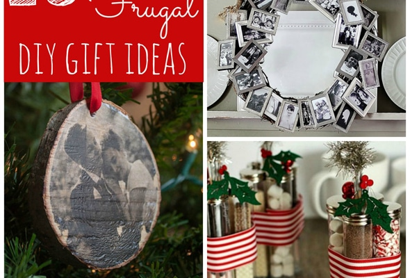 15 Frugal But Fabulous DIY Christmas Presents