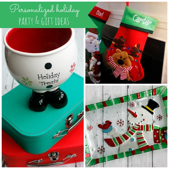 holidays entertaining gifts personalized gift ideas