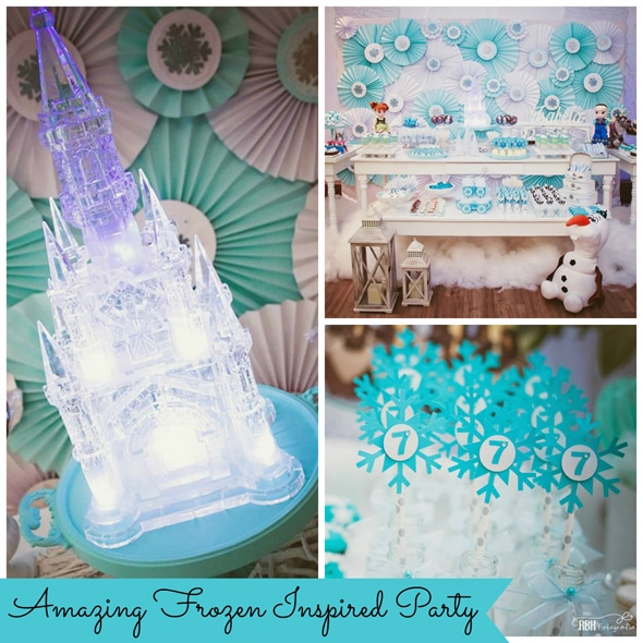amazing-frozen-inspired-party