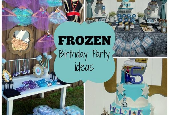 Disney Frozen Birthday Party Archives Pretty My Party