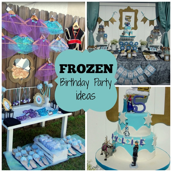 It's time to wrap up the Frozen Birthday Party with a few of the extra components that made this party come together. It was another really fun party, both to throw and to attend. In the links below, you'll find additional resources for party invitations, printables, activities, favors, and food ideas!