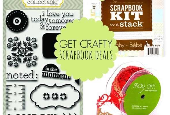 Get crafty with these awesome deals