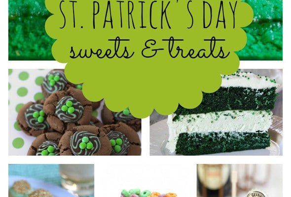 35 St. Patrick's Day Dessert Ideas