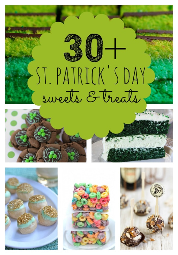 35 St Patrick S Day Dessert Ideas Pretty My Party