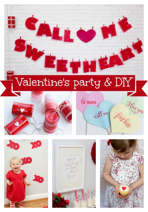 Valentine S Day Sweetheart Photo Shoot