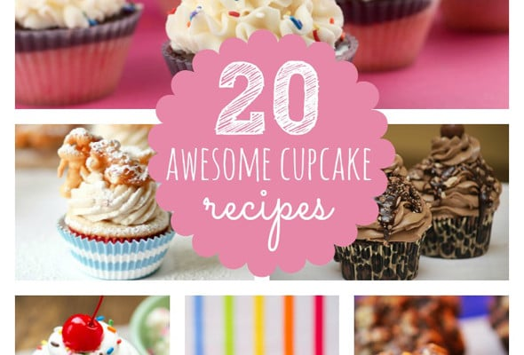 20 Awesome Cupcake Recipes