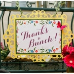 thanks-a-bunch-flower-baby-shower-sign