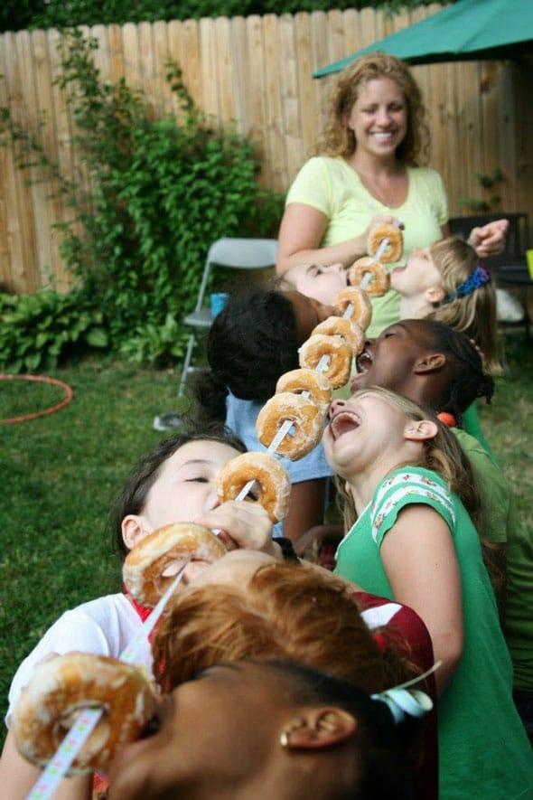Donut-Eating-Game