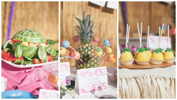 Luau Birthday Party | Pretty My Party